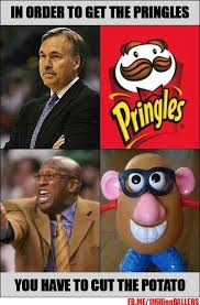 Pringles Meme - funny new lakers meme in order to get the pringles you have to cut