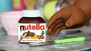 diy american doll nutella youtube