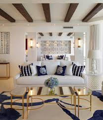 Gold And Blue Bedroom Gold And Blue Spaces Contemporary With Comfortable Rectangular