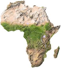 Map Of Northern Africa by Maps Of Africa With Links To African Countries And Tourist Attractions
