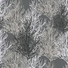 black and silver trees wallpaper by as creation 34819 4