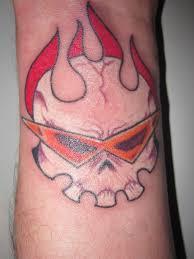 kamina tattoo by hollow pumpkin on deviantart