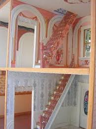 04 Fs 152 Victorian Barbie by 04 Fs 152 Victorian Barbie Doll House Woodworking Plan
