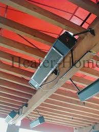 Infrared Patio Heaters Sunpak S25 Natural Gas Infrared Patio Heater Gives 25 000 Btus Of Heat