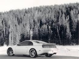 Pod Garage by Michael U0027s 1990 Nissan 300zx 2 Dr Gs Hatchback Great Garages On