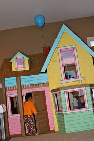 house of little tomato arrivederci cardboard play house