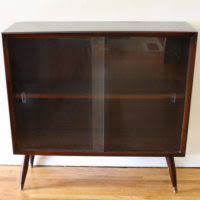 small bookcase with glass doors furniture modern dark bookshelves with glass doors and cabinet