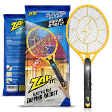 miracle led bug light review zap it bug zapper rechargeable mosquito fly killer and racket 3000