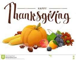 Free Happy Thanksgiving Happy Thanksgiving Lettering Text Rich Harvest Of Pumpkin Grapes