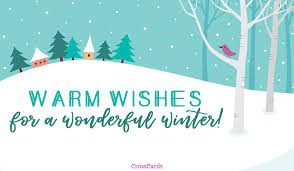 warmest wishes photo card warm wishes ecard free winter cards online