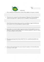 english teaching worksheets science