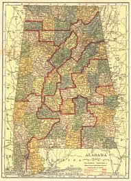 Map Alabama File 1911 Map Of Alabama Congressional Districts Jpeg Wikimedia