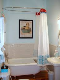 beautiful bathroom color schemes hgtv rich mahogany with white and gray