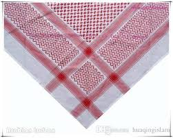 arab headband factory direct selling men jacquard scarf arab shemagh muslim