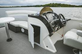 Vinyl Decking For Boats by Escape Cruze Larson Escape Pontoon