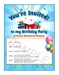template 3rd birthday invitation wording samples 3rd birthday