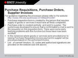 rmit university financial services group accounts payable
