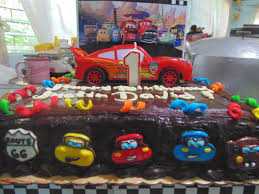 supreme life diy disney cars cake