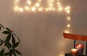 Decorating With String Lights Diy String Lights Home Design And Interior