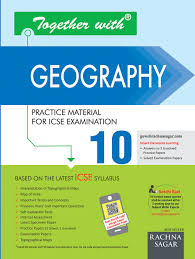 together with geography icse 10 amazon in rachna sagar books