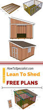 Diy Wood Storage Shed Plans by 25 Best Diy Shed Plans Ideas On Pinterest Building A Shed Diy