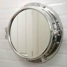 porthole mirrored medicine cabinet porthole mirrors for the bathroom porthole mirror medicine
