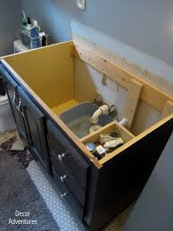 How To Remove Bathroom Vanity Modern How To Remove A Countertop From Vanity Bathroom