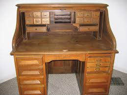 Secretary Style Computer Desk by Furniture Secretary Desks And Rolltop Computer Desk