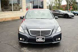 2010 mercedes benz e350 gray sport sedan used car sale