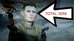 dragon age inqusition black hair bad gamer 16 playing dragon age inquisition like a jerk the