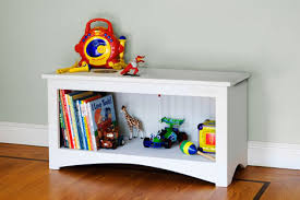 Plans To Build A Toy Box Bench by How To Build A Wooden Storage Bench Step By Step Plans