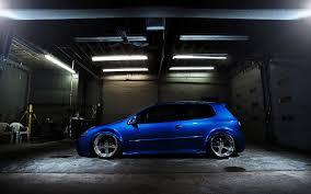 vw volkswagen vw volkswagen golf blue car 7007943