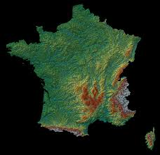 Map Of Italy And France by Elevation Maps Of Italy France Usa Sweden And Norway Album On