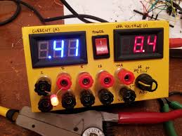 Dc Bench Power Supplies - my diy bench power supply u2013 swharden com