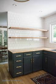 kitchen cabinets height above counter height of floating kitchen shelves bigger than the three of us