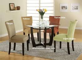 Dining Table Black Glass Round Glass Dining Table Sets U2013 Wallmounted Co