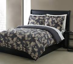 Camo Duvet Covers Natural Atmosphere Embraced With Snow Camo Bedding Idea Bedroom