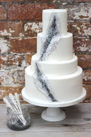 a geode wedding cake a u0027rock candy u0027 recipe sugared rose