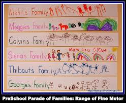best 25 family preschool themes ideas on pinterest preschool