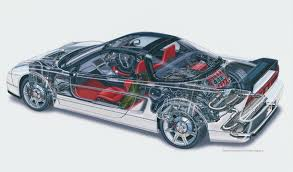 Acura Nsx Weight Nsx Cutaway Nsx Pinterest Cutaway Cars And Japanese Cars