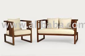 Modern Wooden Living Room Sets Interesting Wood Furniture Design Living Room Wooden Set Santa