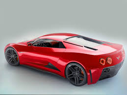 corvette c8 concept updated report on the mid engine c8 corvette