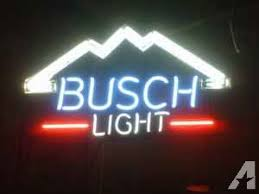 busch light neon sign marlboro neon sign classifieds buy sell marlboro neon sign