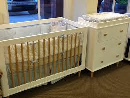 Babyletto Dresser Changing Table Babyletto Lolly Crib And Dresser Foothill Showroom Cribs