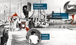 what s the real story those amelia earhart photos history