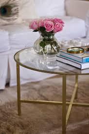 ikea small round side table ikea coffee table hack park avenue favorites pinterest ikea