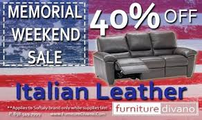 Sale On Leather Sofas by Natuzzi Italian Leather On Display At Furniture Divano San Diego