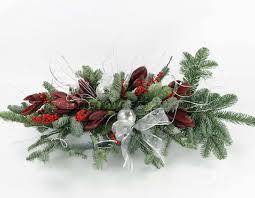christmas floral arrangements 20 flower arrangements for christmas