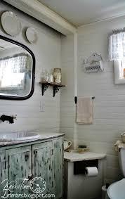 farmhouse bathroom makeover again knick of time small bathroom