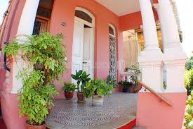 Rooms For Rent With Private Bathroom Private Colonial House Booking In Havana Vedado Area Casa